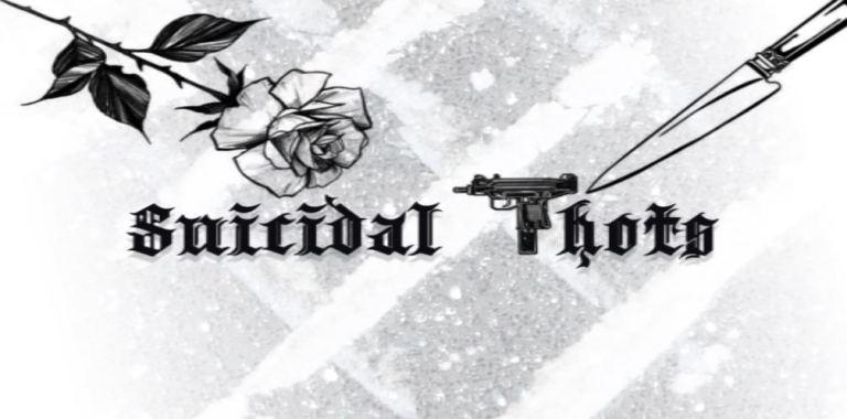 Suicidal Thots Logo